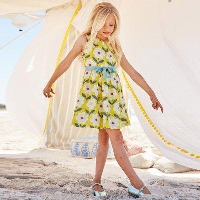 שמלה יפייפיה לילדות לקיץ