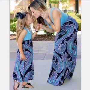 שמלה לנשים טורקיז עליז