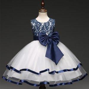 שמלה לילדה שושבינה אצילית