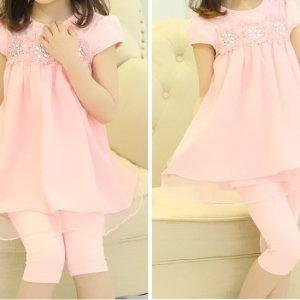 שמלה לילדות בובתית יפה