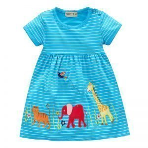 שמלה לילדות טיול בג'ונגל