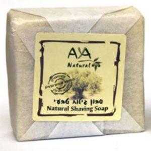 סבון גילוח טבעי איה נטורל