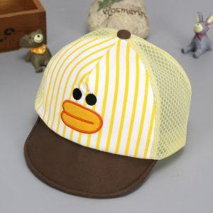 כובע לתינוקות וילדים ברווזון