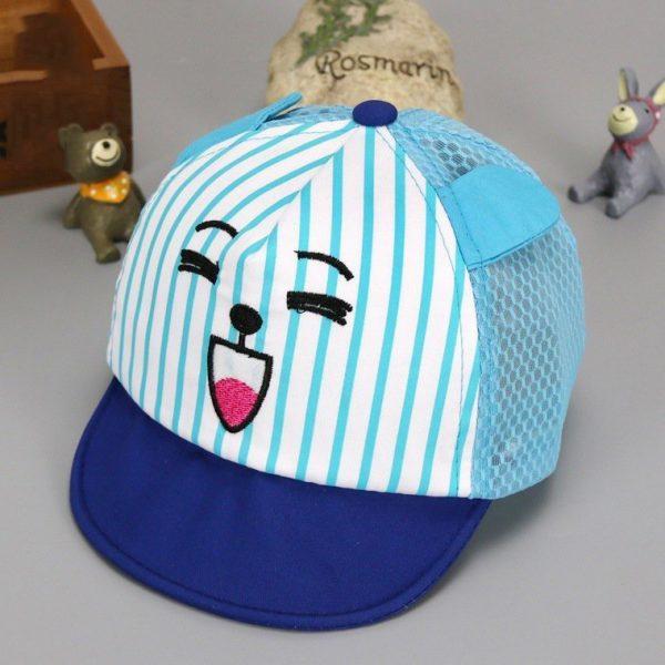 כובע לילדים ותינוקות דובון שובבון
