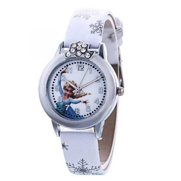 שעון אלזה פרוזן לילדות