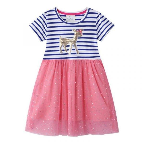 שמלת איילה לילדות