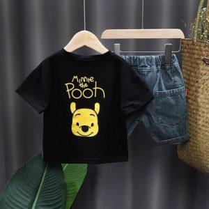 חולצה ומכנסיים לילד מיני דה פו