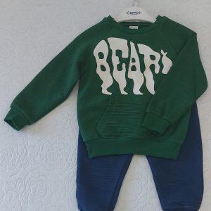 חליפת פוטר לילדים דוב גדול
