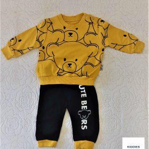 חליפת פוטר לילדים דוב חמוד