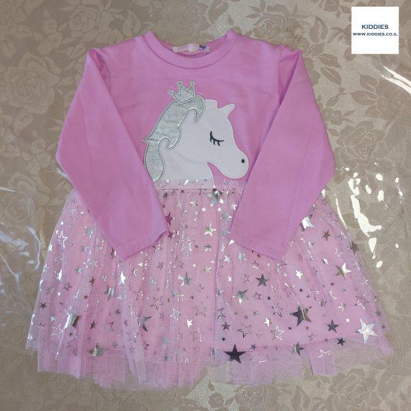 שמלת פוטר חד קרן לילדות
